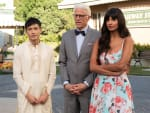 Jason, Michael, & Tahani - The Good Place