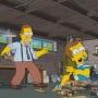 Grampa Reveals a Secret - The Simpsons