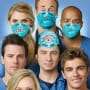 Scrubs Season Nine Cast Pic