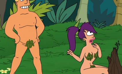 "Futurama Review: ""In-a-Gadda-Da-Leela"""