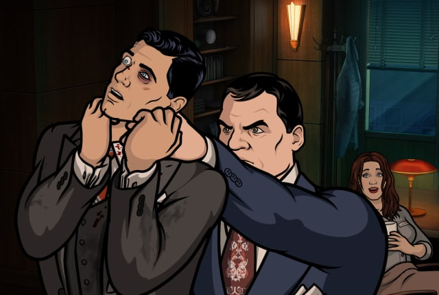 Watch archer season 8 episode 6 online tv fanatic - Archer episodes youtube ...