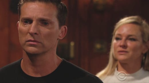 A Father's Tears - The Young and the Restless