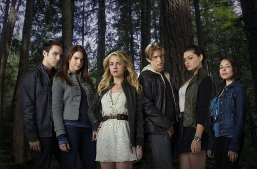 The Secret Circle Cast Pic