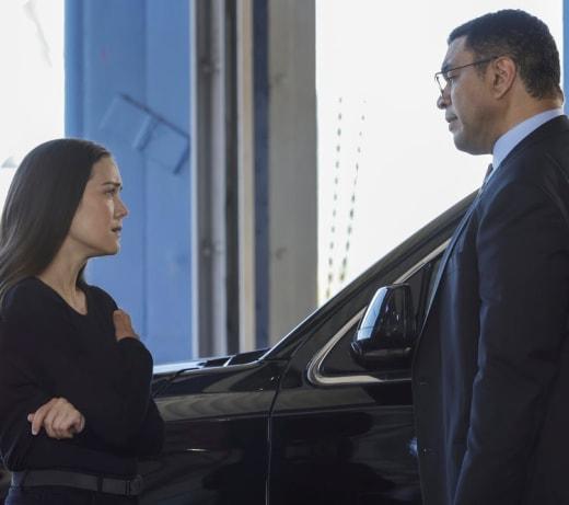 Collaborating Again - The Blacklist Season 8 Episode 20