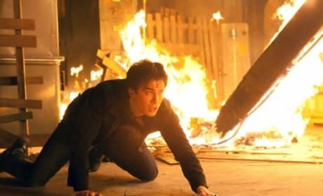 Literally Hot Damon