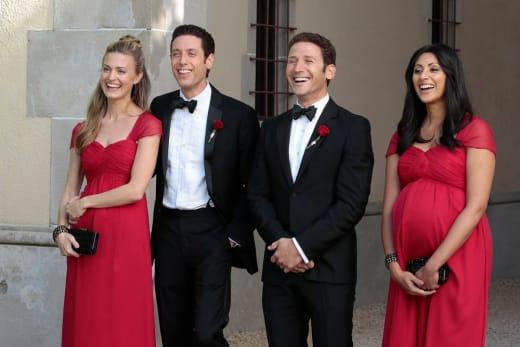 Wedding Guests - Royal Pains