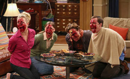 The Big Bang Theory Midseason Report Card: B+