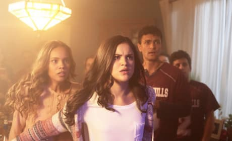 Keeping a Friend Safe - Teen Wolf