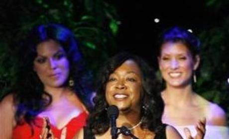 Shonda with Kate and Sara