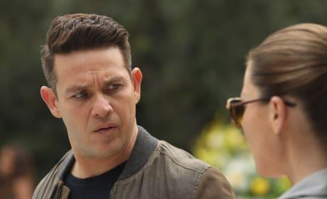 Dan in Pain - Lucifer Season 3 Episode 24