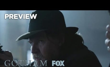 Gotham Promo: Harvey Bullock is the Man