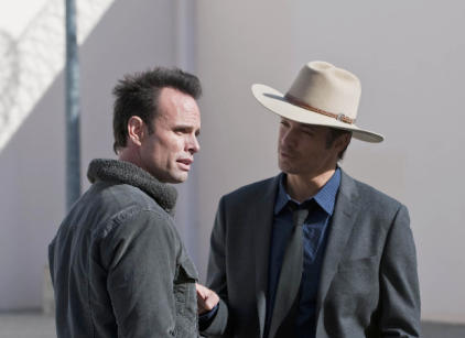 Watch Justified Season 1 Episode 8 Online