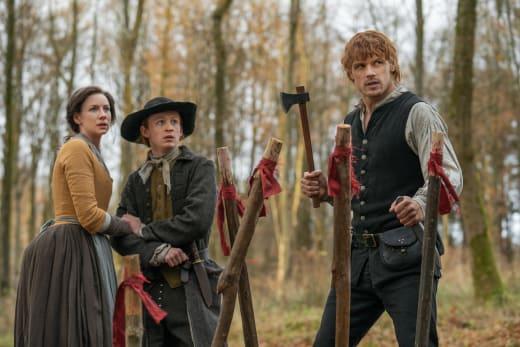 Prepared for a Fight - Outlander Season 4 Episode 4