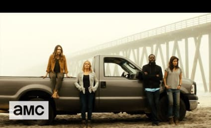 Fear the Walking Dead Season 2 Trailer: Outlasting Death