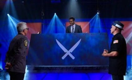 Iron Chef America Tournament of Champions Review: Winged!