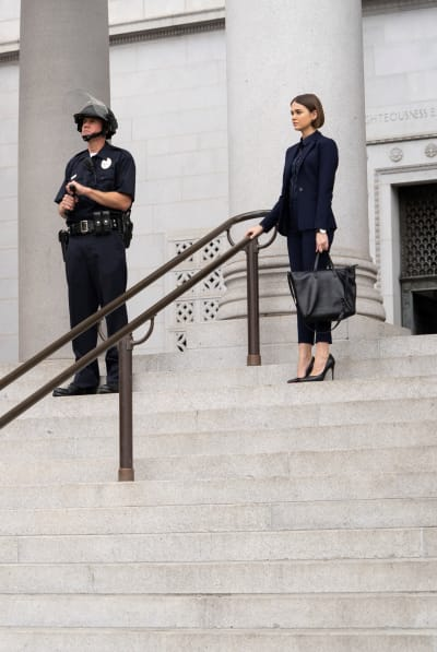 Callie Looks On - Tall - Good Trouble Season 1 Episode 13