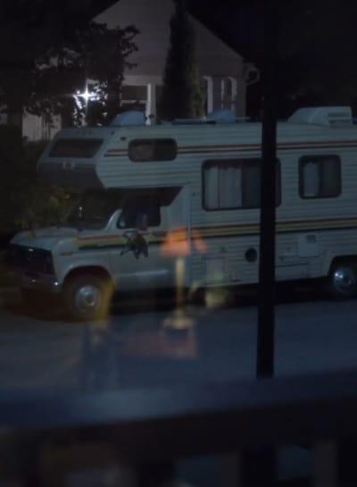 RV Lurking About - Resident Alien Season 1 Episode 10