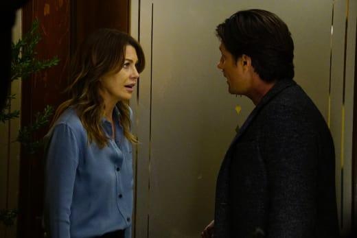 Heated Exchange - Grey's Anatomy Season 13 Episode 19