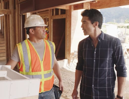 Tracking Stolen Goods - Hawaii Five-0 Season 8 Episode 14