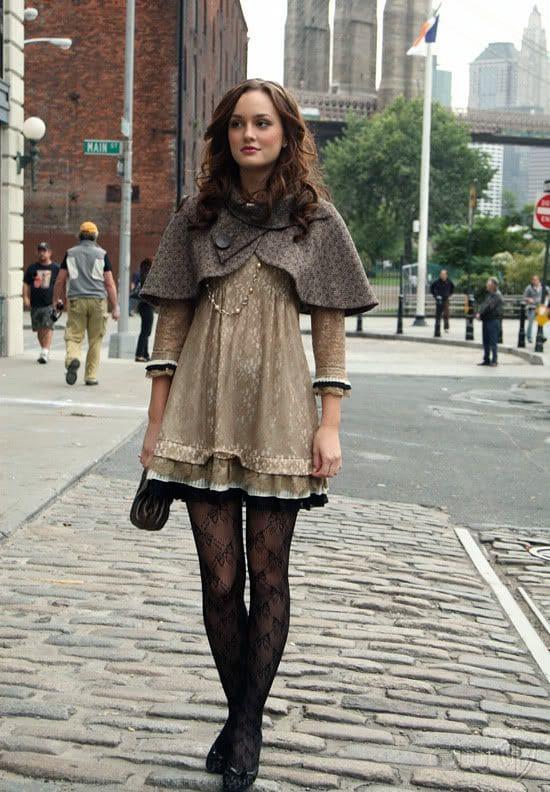 Blair-Gossip Girl