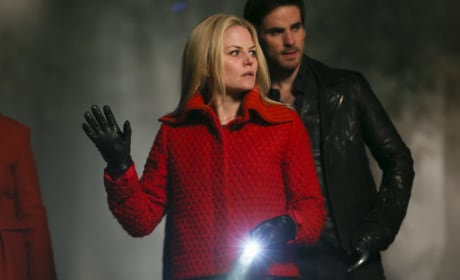 A New Red Jacket - Once Upon a Time Season 4 Episode 18