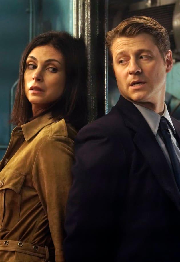 All Tied Up - Gotham Season 5 Episode 7