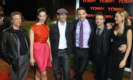 Blake and The Town Cast