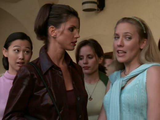 Mean Pranks - Buffy the Vampire Slayer Season 3 Episode 9