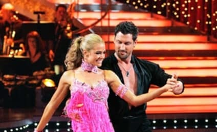 Maksim Chmerkovskiy Actually Likes Denise Richards