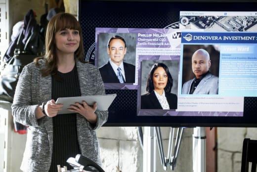 Murder Briefing - NCIS: Los Angeles Season 9 Episode 5