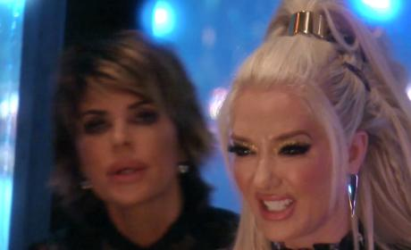 Tension in Hong Kong - The Real Housewives of Beverly Hills