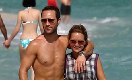 Newton and Diamantopoulos on the Beach