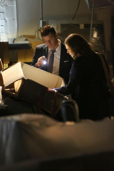 Murder on Boner Street - Bones Season 12 Episode 5