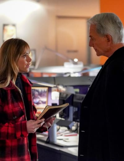 Ellie Confronts Gibbs - NCIS Season 16 Episode 13