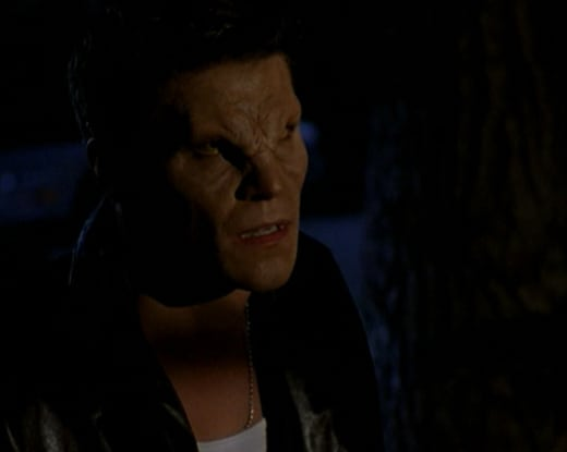 Angel, The Vampire - Buffy the Vampire Slayer Season 1 Episode 7