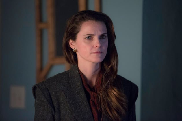 Elizabeth is Blindsided - The Americans Season 6 Episode 8