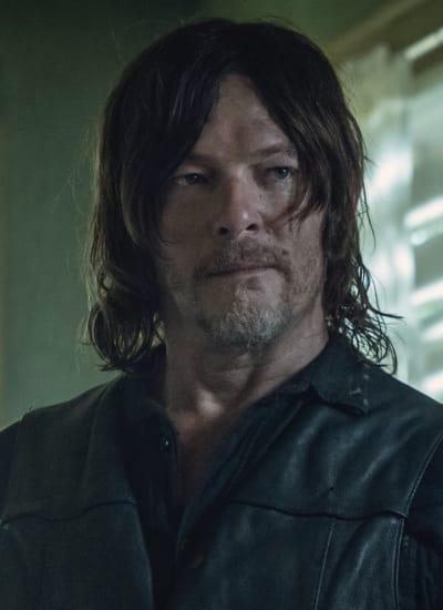 Dary Looks - The Walking Dead Season 11 Episode 6