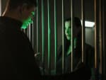 Metallo Visits Lena - Supergirl Season 2 Episode 12
