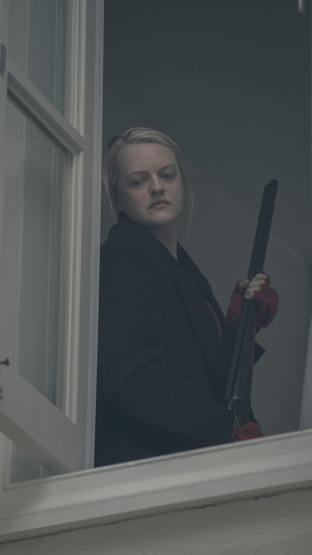 Prepared to Shoot - The Handmaid's Tale Season 2 Episode 11
