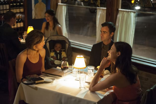 The New Garvey Clan - The Leftovers