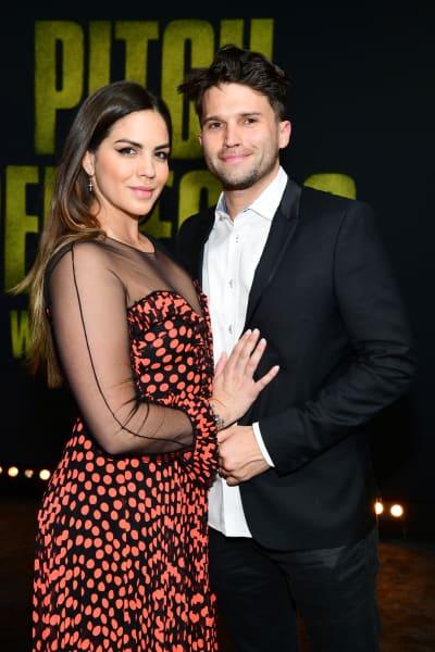 Tom Schwartz, Katie Maloney Attend Movie Premiere