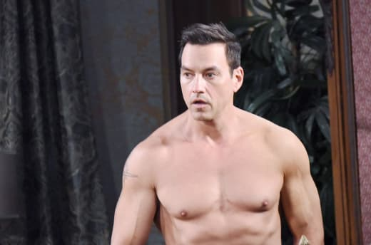 Shirtless Stefan - Days of Our Lives