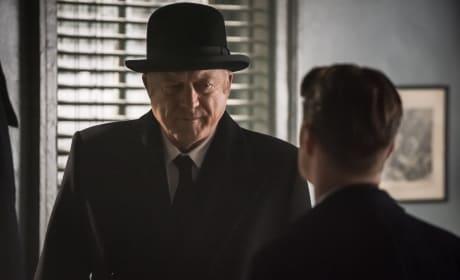 Facing Dad - Gotham Season 3 Episode 12