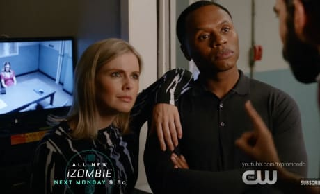 iZombie Promo: Tanned, Dyed and Fresh to Death!