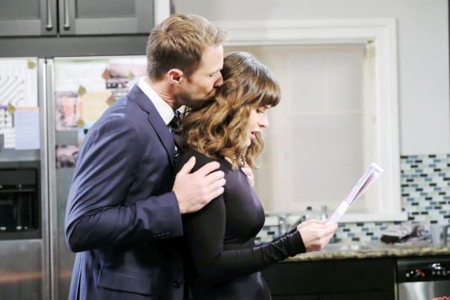 Rex must confess something to Sarah.
