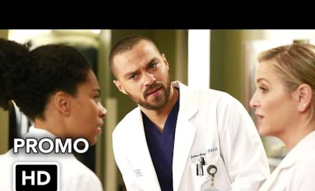 "Grey's Anatomy Promo: ""None of Your Business"""