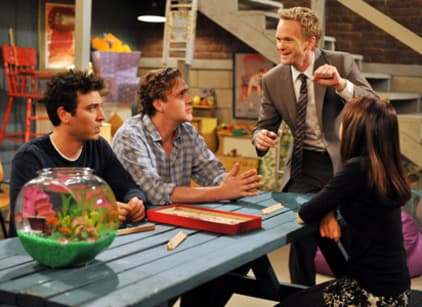Watch How I Met Your Mother Season 4 Episode 3 Online