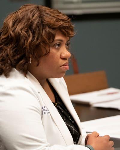 Being the Boss - Grey's Anatomy Season 15 Episode 24