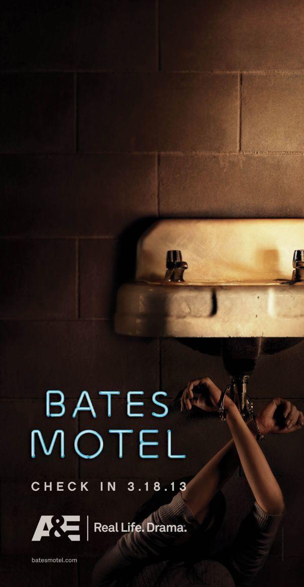 Bates Motel Poster