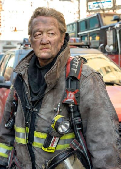 Mouch responding - Chicago Fire Season 9 Episode 5